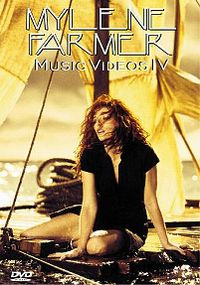 Cover Mylène Farmer - Music Videos IV [DVD]
